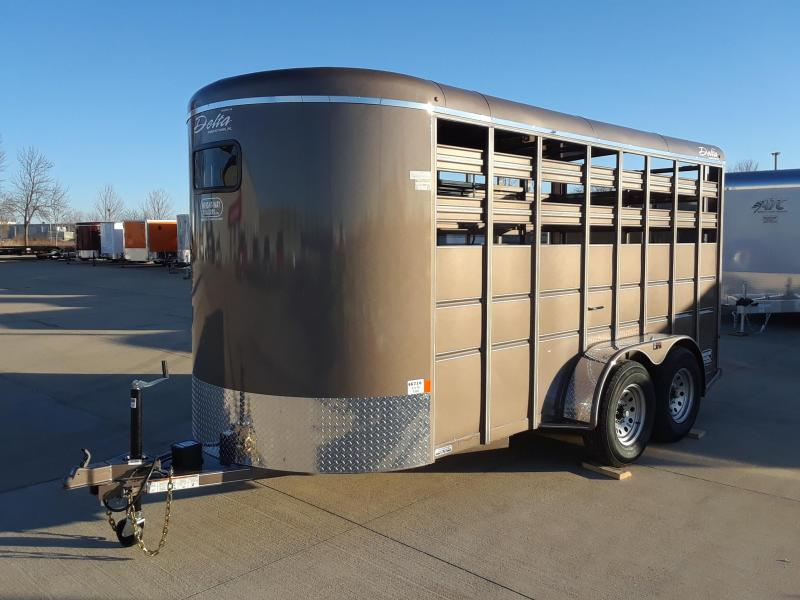 2019 Delta 16' Livestock Trailer in Ashburn, VA