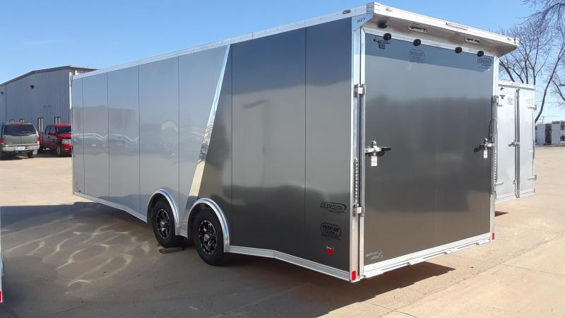 2020 Bravo 8.5 X 24 Aluminum Car / Racing Trailer in Ashburn, VA