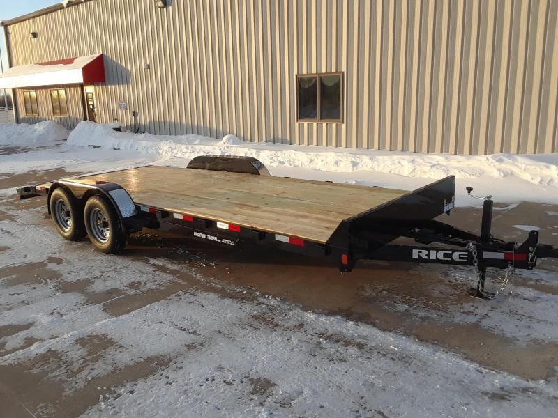 2019 Rice 20' Car / Racing Trailer