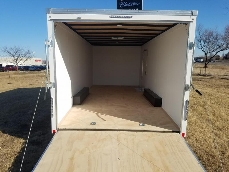 2018 United Trailers 8.5X20 XLT Car / Racing Trailer