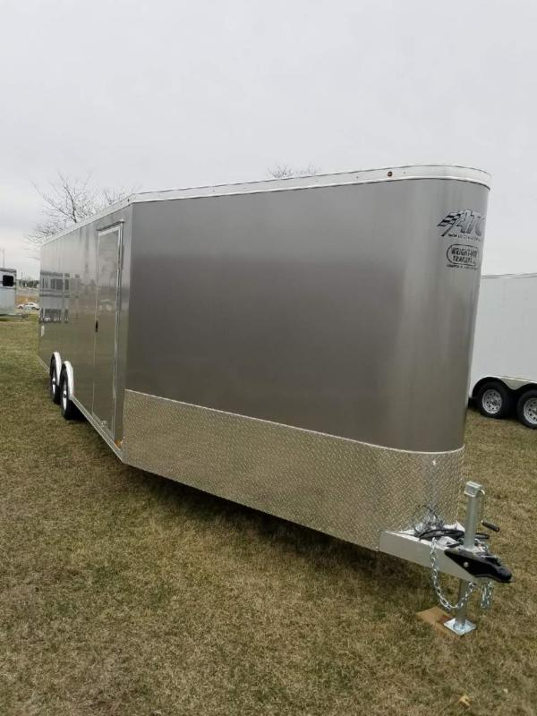2019 ATC RAVAB85226-2S5.2K Car / Racing Trailer