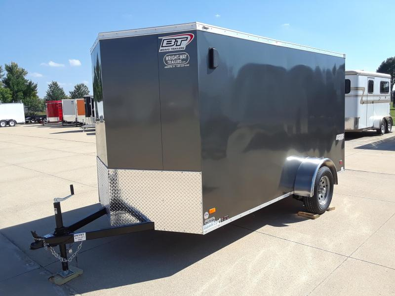 2019 Bravo Trailers SC612SA Enclosed Cargo Trailer