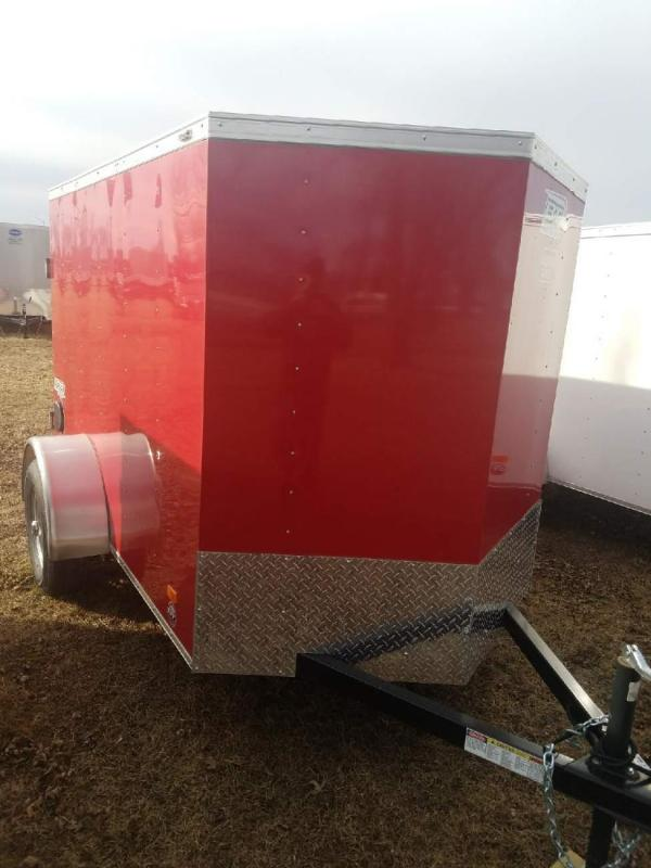 2017 Bravo Trailers SC58SA Enclosed Cargo Trailer