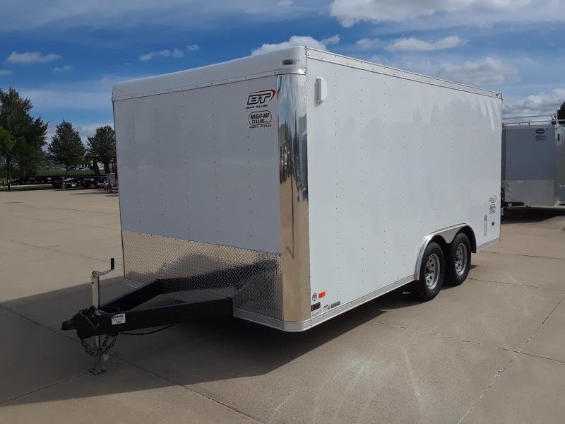 2018 Bravo Trailers 8.5X16 Enclosed Cargo Trailer