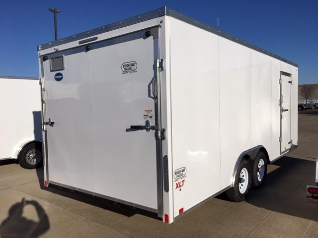 2018 United Trailers XLT 8.5 X 20 Car / Racing Trailer