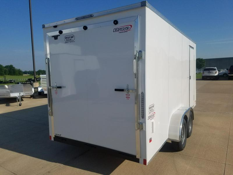 2019 Bravo Trailers SCOUT 7X16 Enclosed Cargo Trailer