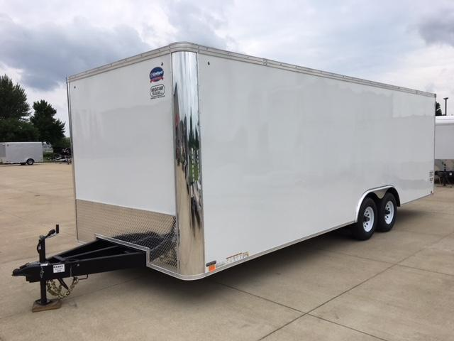 2019 United  8.5 x 24 Car / Racing Trailer