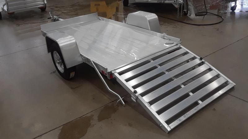 2020 Aluma 8' Aluminum Utility Trailer