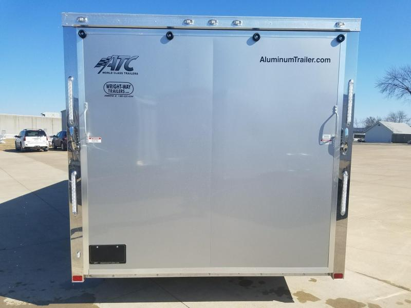 2018 ATC QUEST 8.5X24 CH305 Car / Racing Trailer