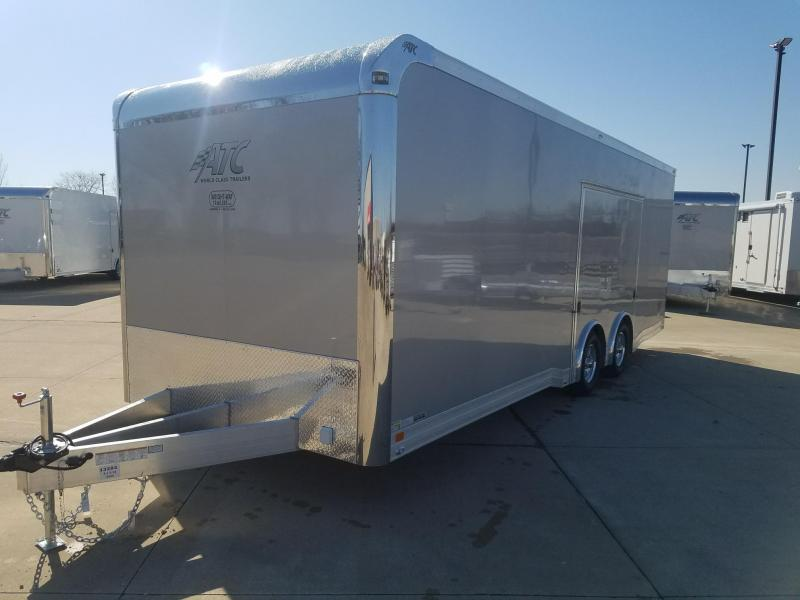 2018 ATC QUEST 8.5X24 Car / Racing Trailer