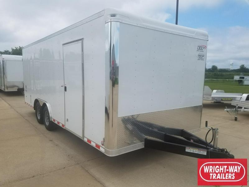 2019 Bravo STAR 8.5X20 Enclosed Cargo Trailer
