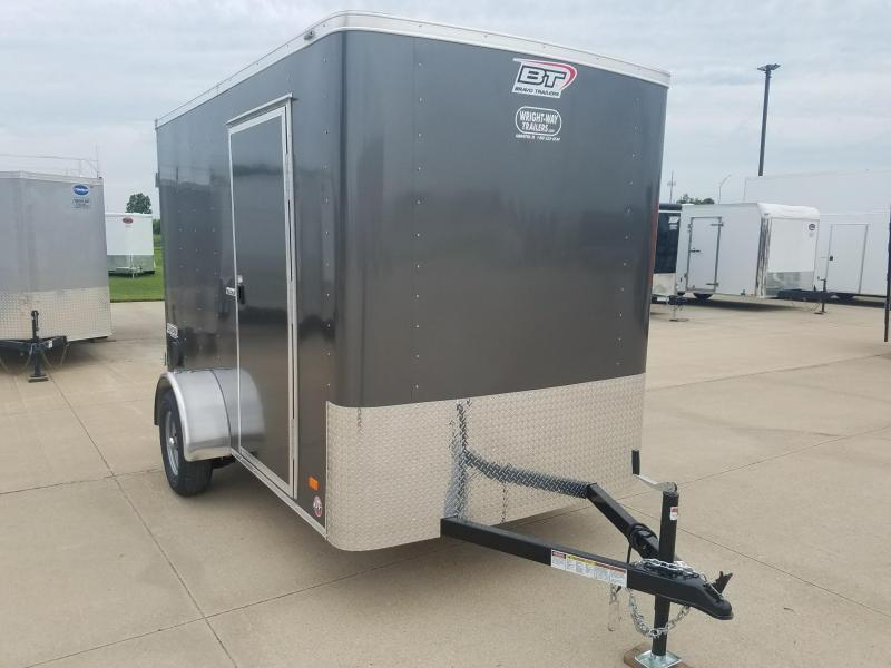 2019 Bravo SCOUT 6X10 Enclosed Cargo Trailer