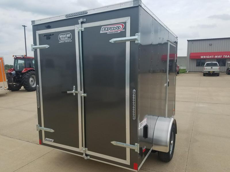 2019 Bravo Trailers SCOUT 6X10 Enclosed Cargo Trailer