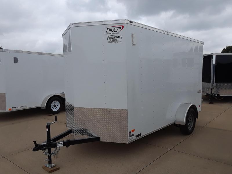 2019 Bravo Trailers SC612SA Enclosed Cargo Trailer