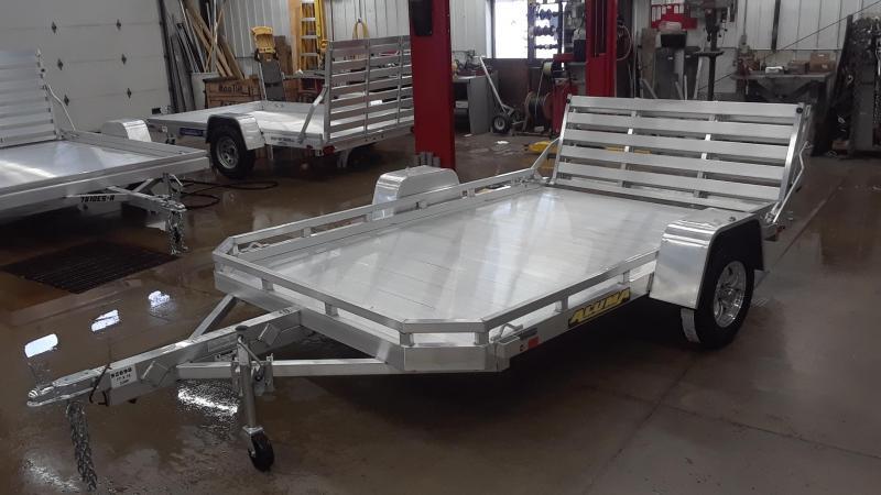 2020 Aluma 10' Aluminum Utility Trailer