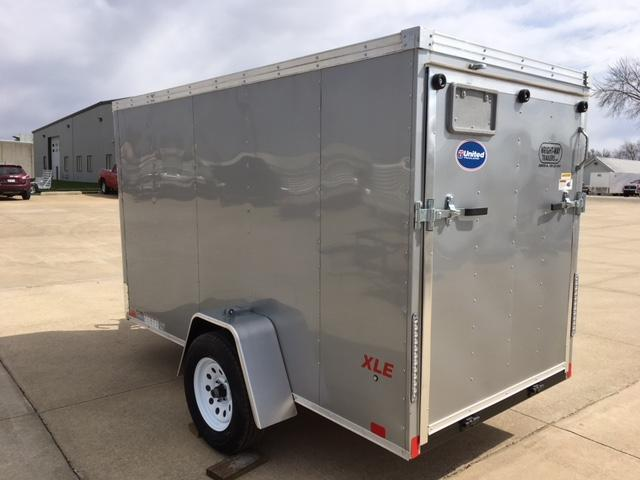 2019 United  XLE-5 X10 Enclosed Cargo Trailer