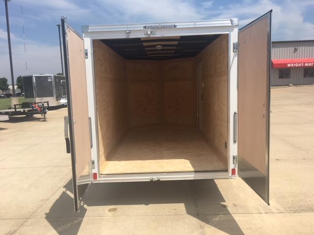 2019 United XLV 6 x 12 Enclosed Cargo Trailer