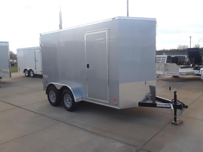 2019 Bravo Trailers 6X12 V-Nose Enclosed Cargo Trailer