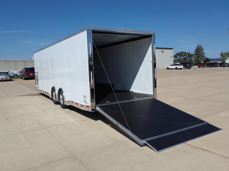 2019 ATC 28' Aluminum Car / Racing Trailer