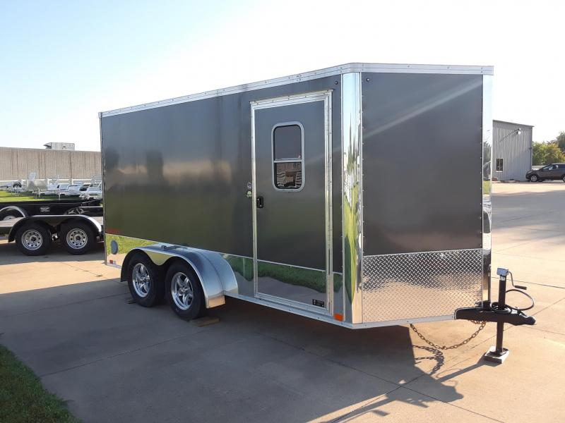 2018 United Trailers XLMTV Motorcycle Trailer