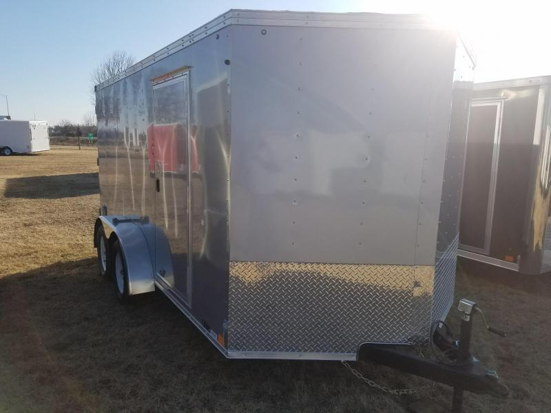 2018 United Trailers 7X14 XLV Enclosed Cargo Trailer
