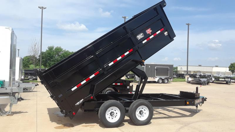 2020 PJ 14' Low Pro High Side Dump Trailer