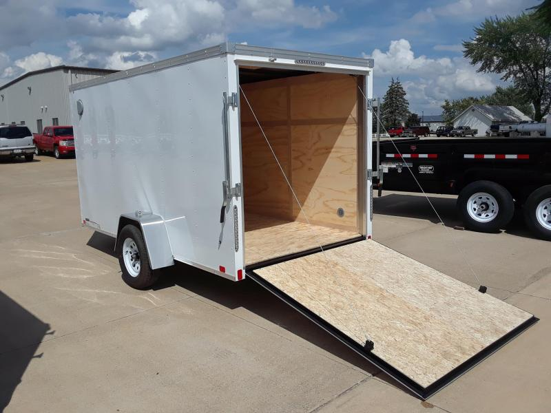 2019 United Trailers XLV-612SA30-S Enclosed Cargo Trailer