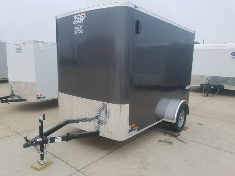 2019 Bravo SCOUT 6X10 Enclosed Cargo Trailer