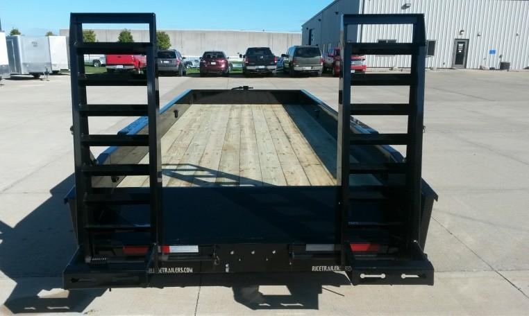 Rice 82 X 20 Max Flatbed Trailer