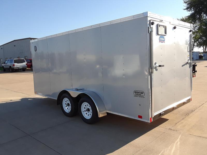 2019 United Trailers XLV716TA35-8.5-S Enclosed Cargo Trailer