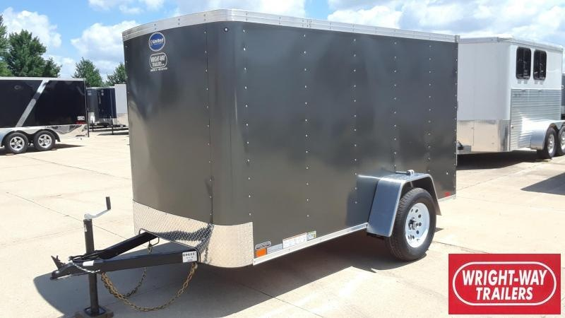 2020 United 5X10 Enclosed Cargo Trailer