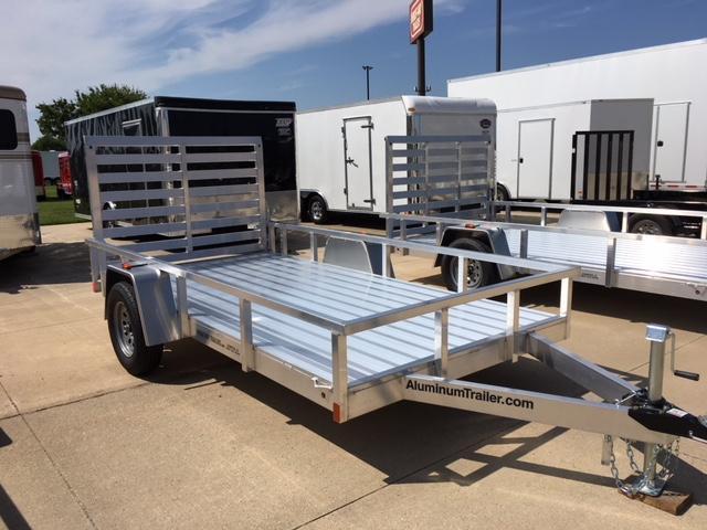 2019 ATC 6x12 Aluminum Utility Trailer