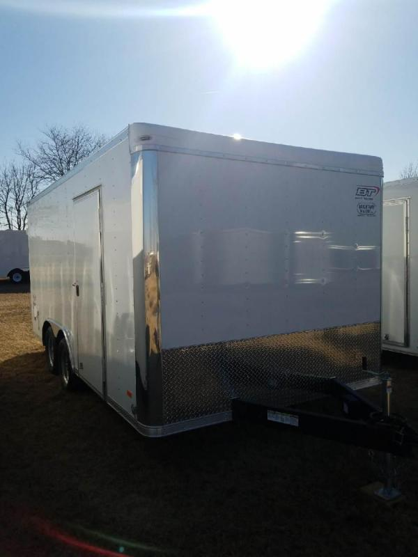 2018 Bravo Trailers ST8516TA2 Enclosed Cargo Trailer