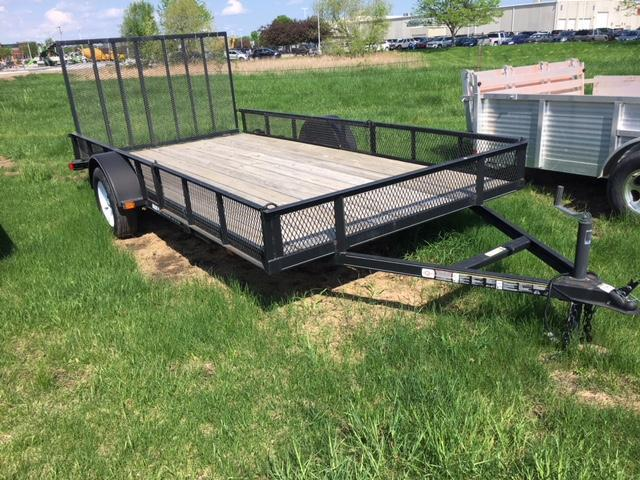 2012 Carry-On 7X14 OPEN Utility Trailer
