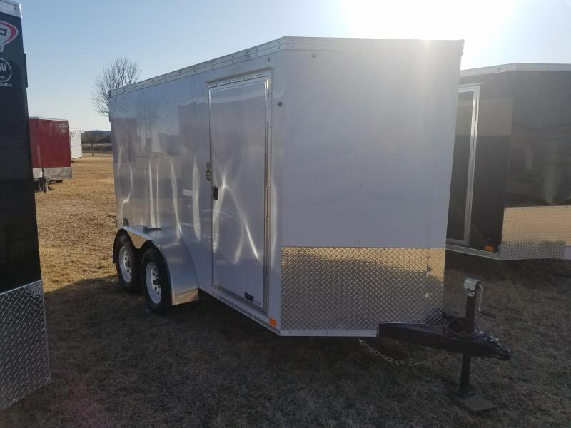 2018 United Trailers 6X12 XLV Enclosed Cargo Trailer