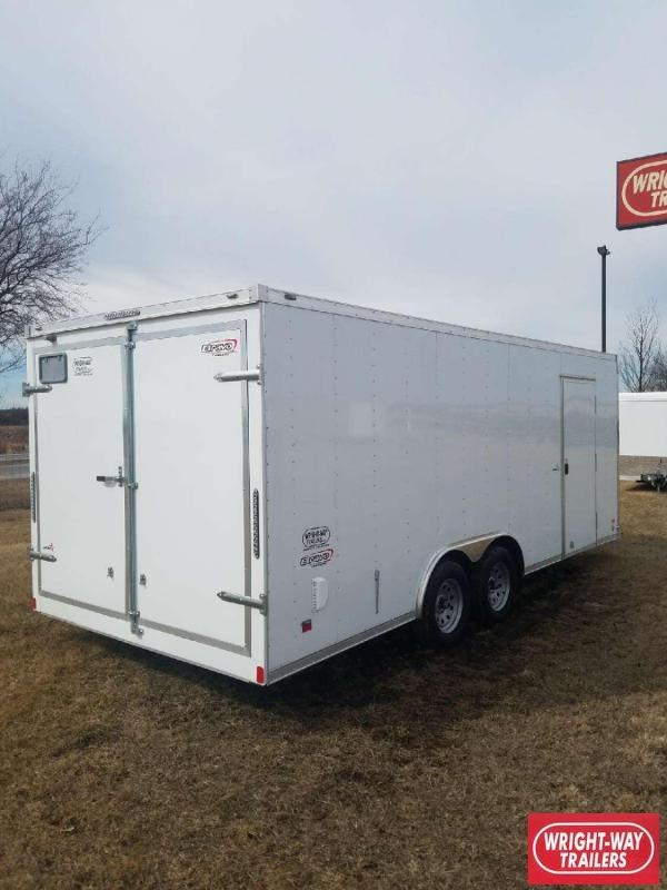 2018 Bravo Trailers 8.5X20 Enclosed Cargo Trailer