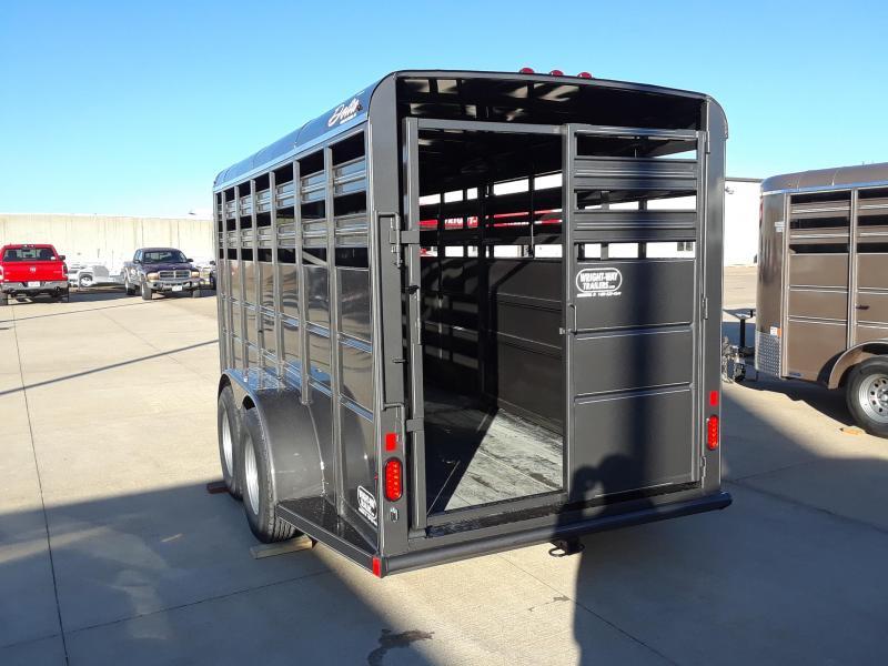 2019 Delta 6x16 Livestock Trailer