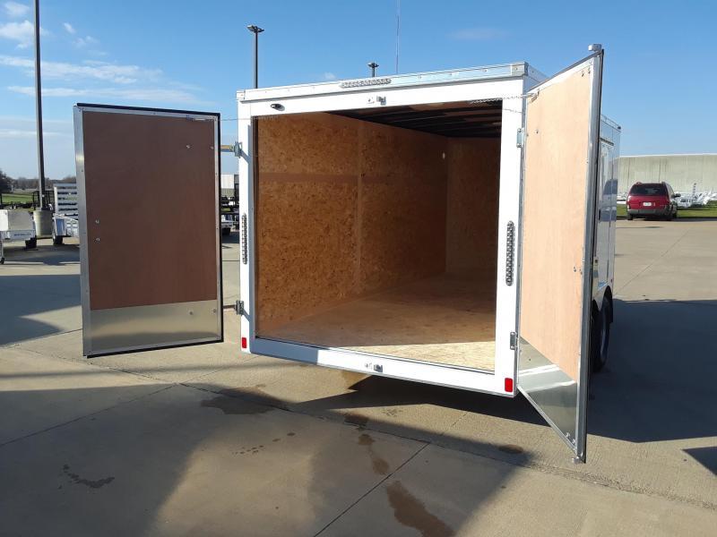 2019 Bravo Trailers 7X14 V-Nose Enclosed Cargo Trailer