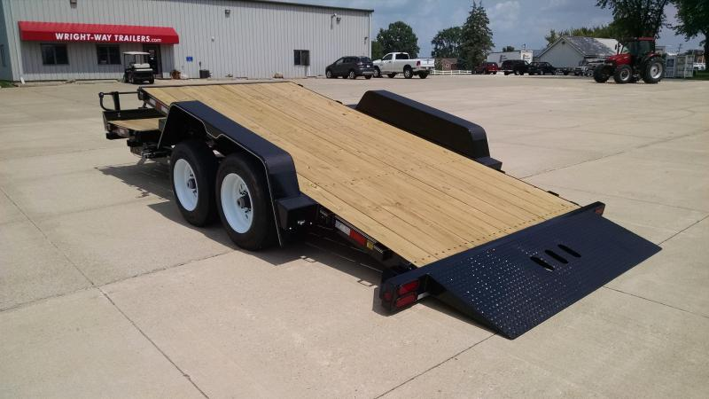 2019 B-B 20' Tilt Equipment Trailer