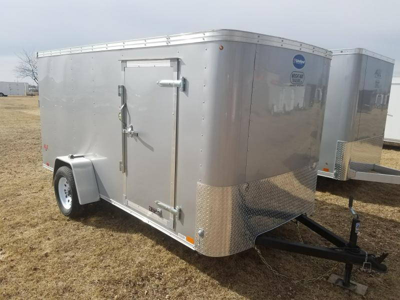 2017 United XLE 6 X 12 Enclosed Cargo Trailer