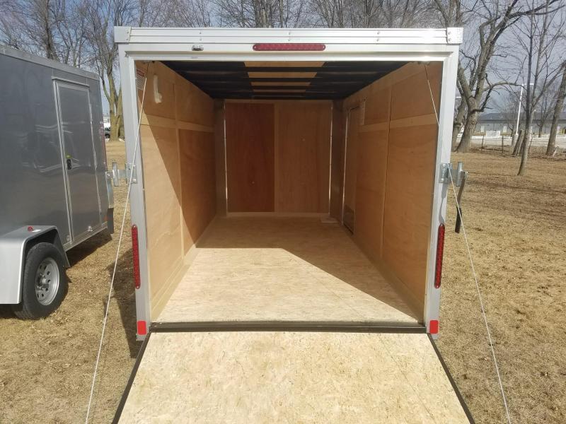 United XLE 6 X 12 Enclosed Cargo Trailer