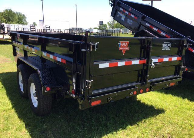 PJ 83 X 14 Dump Trailer