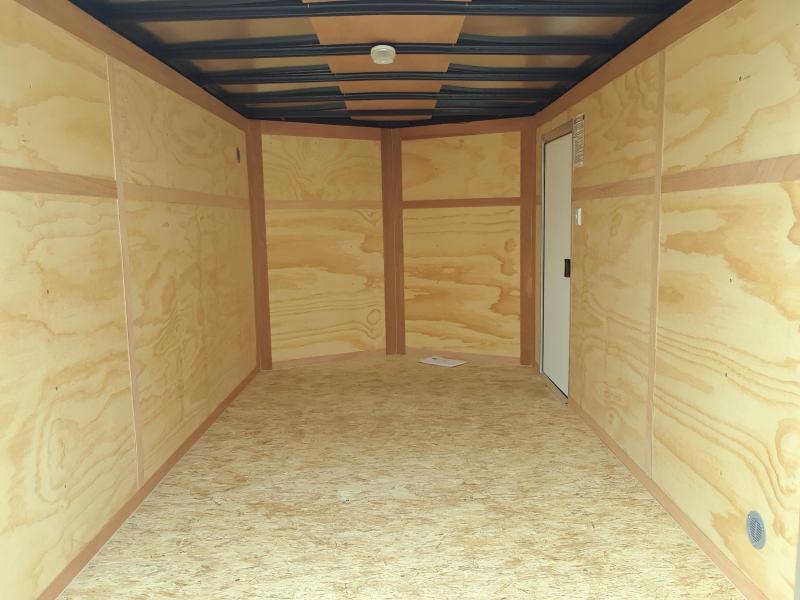 2019 United Trailers XLV-712TA35-8.5-S Enclosed Cargo Trailer