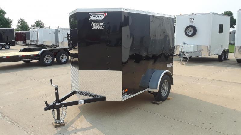 2020 Bravo 5X8 Enclosed Cargo Trailer