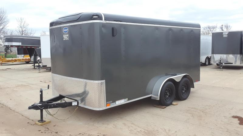 2019 United 7X14 Enclosed Cargo Trailer
