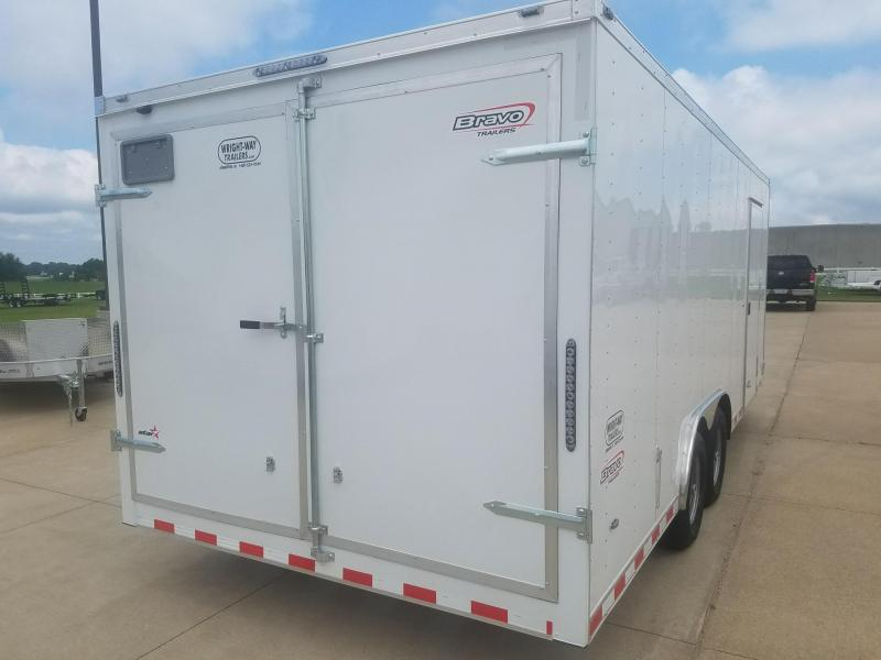 2019 Bravo STAR 8.5X20 Enclosed Cargo Trailer