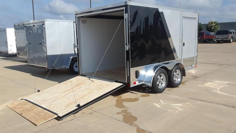 2020 United 7X12 Motorcycle Trailer