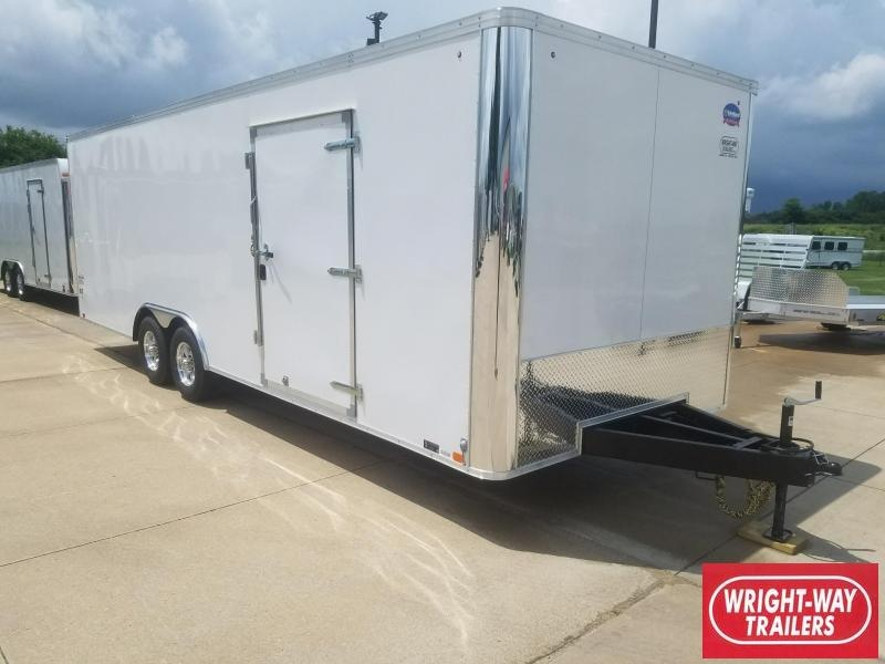 2019 United Trailers 8.5X24 Car / Racing Trailer