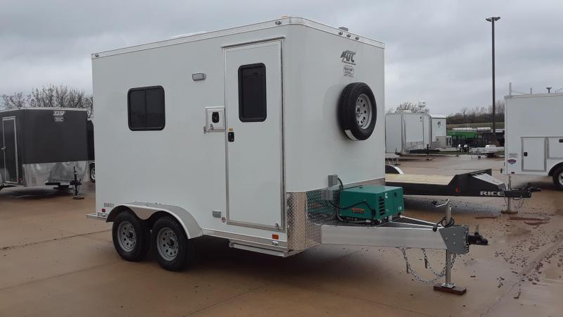 2020 ATC Fiber Optic Splicing Trailer