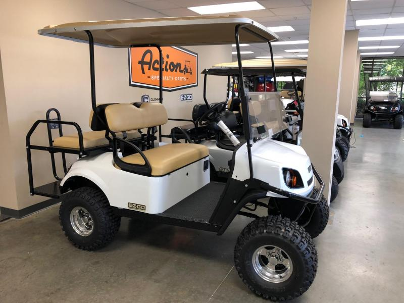 2018 E-Z-GO Express S4 Golf Cart